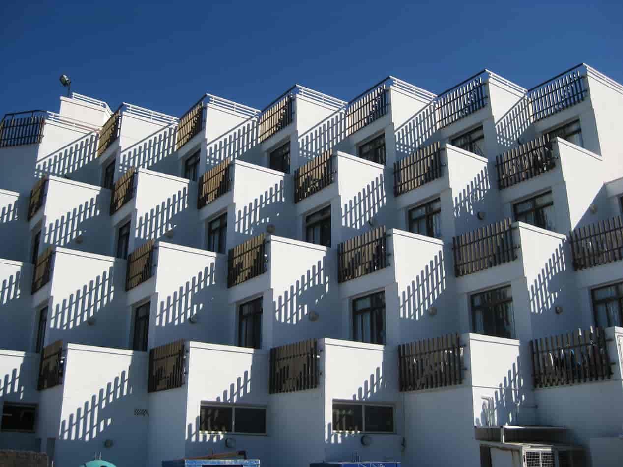 Image   condominium complex