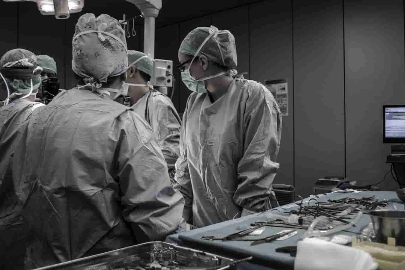 Image | surgeons in an operating room